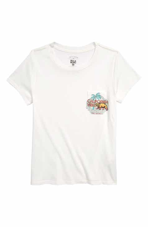9c37f5a096d Billabong Cali Cool Graphic Tee (Little Girls   Big Girls)