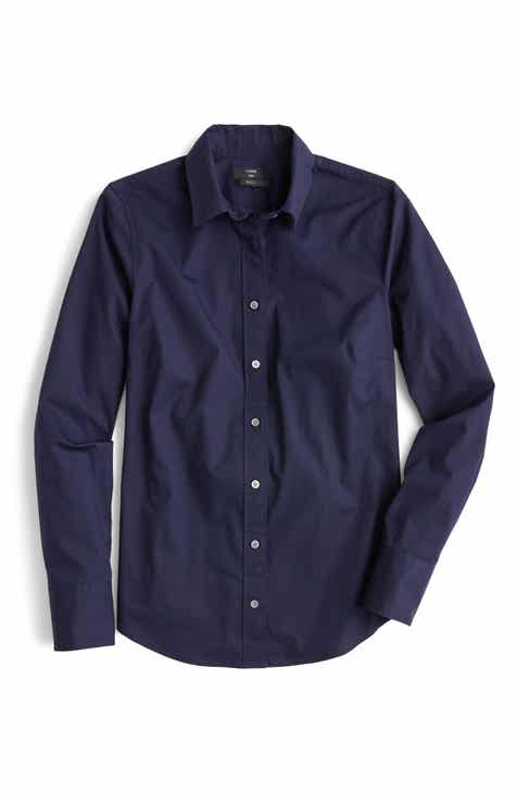 7389ac44e J.Crew Slim Stretch Perfect Shirt (Regular & Petite)