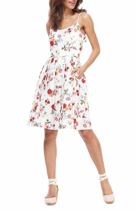 Women S Fit Amp Flare Dresses Nordstrom