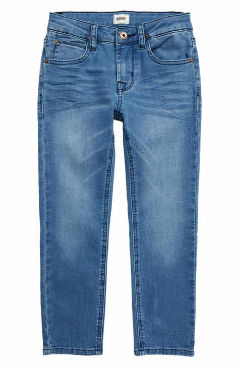 918aeb4b Hudson Jeans Jagger Slim Fit Straight Leg Jeans (Toddler Boys & Little Boys)