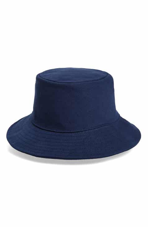 62891386c93 Madewell Short Brimmed Canvas Bucket Hat