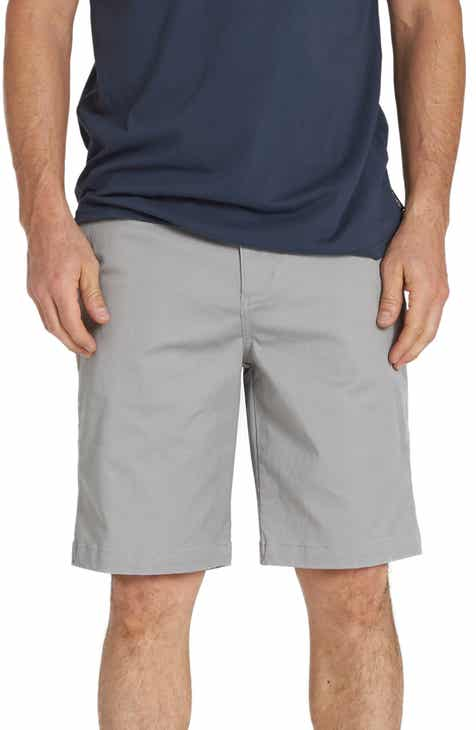 c7e18bbfcfa23a Billabong Carter Stretch Twill Shorts