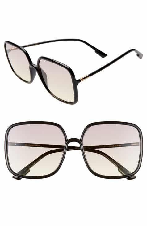 74b6d6db2 Dior Stellair 59mm Square Sunglasses