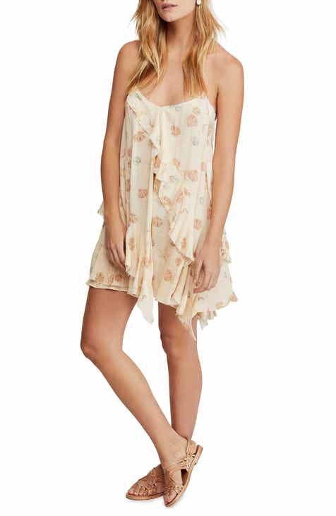 c4db9a24e67 Free People Sunlit Print Minidress
