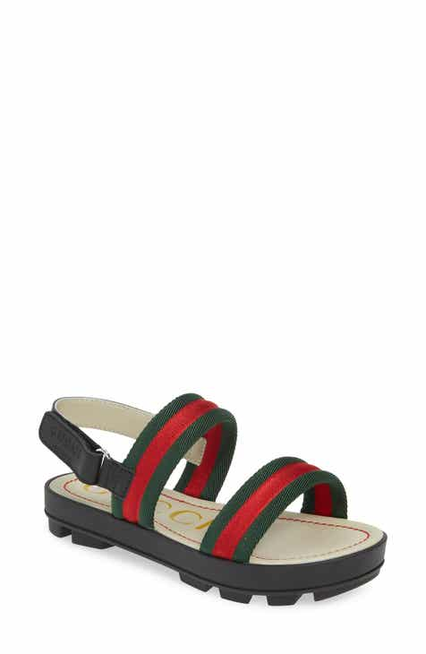 e6aec3d05 Gucci Sam Sandal (Baby, Walker, Toddler, Little Kid & Big Kid)