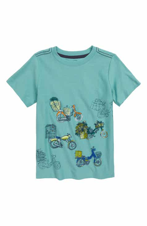ad09343c7c9de Tea Collection Scooter Traffic Graphic T-Shirt (Toddler Boys   Little Boys)