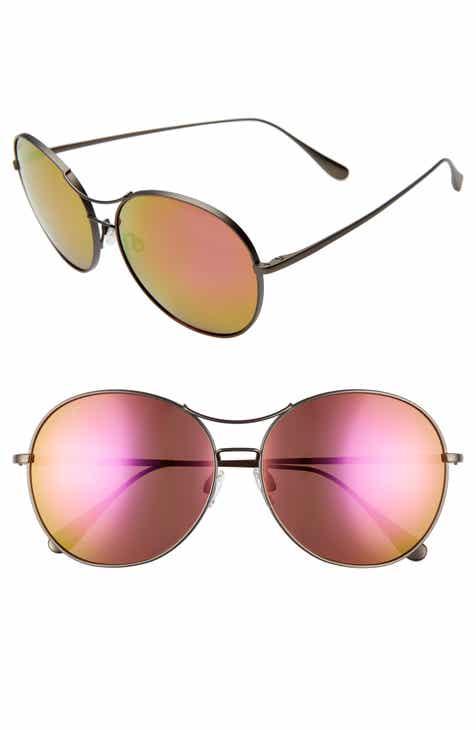 8af680e176 Maui Jim Opihi 61mm PolarizedPlus2® Round Sunglasses