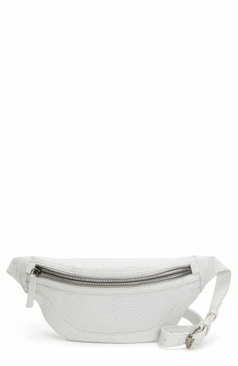 0034a590b99 Frye Lena Perforated Leather Belt Bag