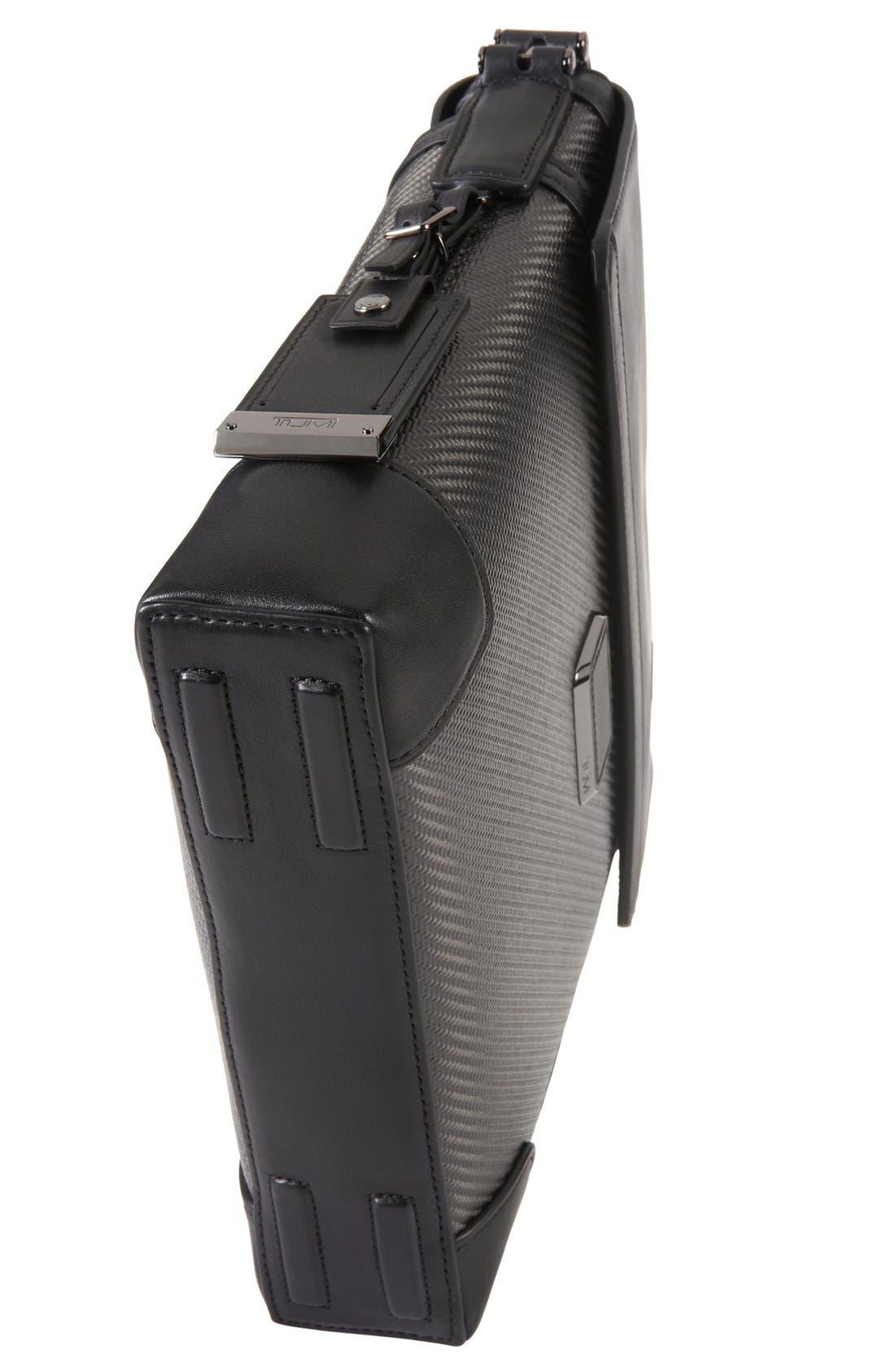 Alternate Image 3  - Tumi 'CFX - Suzuka' Carbon Fiber Crossbody Bag