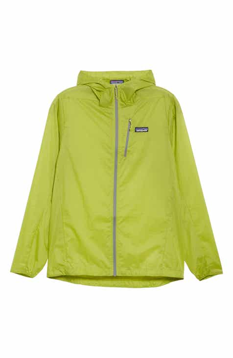 31843dbb Patagonia Houdini Water Repellent Hooded Jacket (Men)