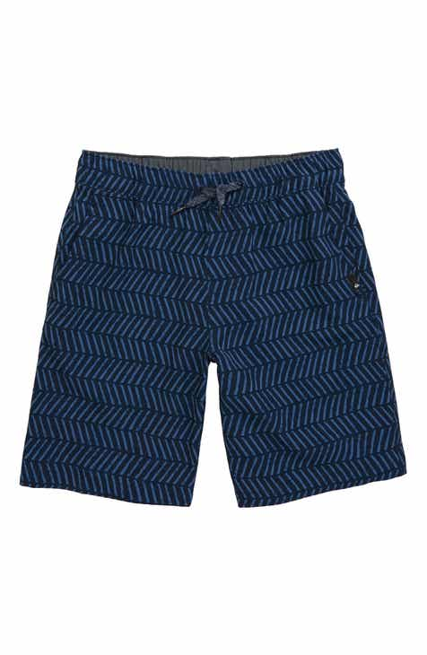 dae7e81fc346e Boys' Quiksilver Swimwear, Swim Trunks & Rashguards | Nordstrom