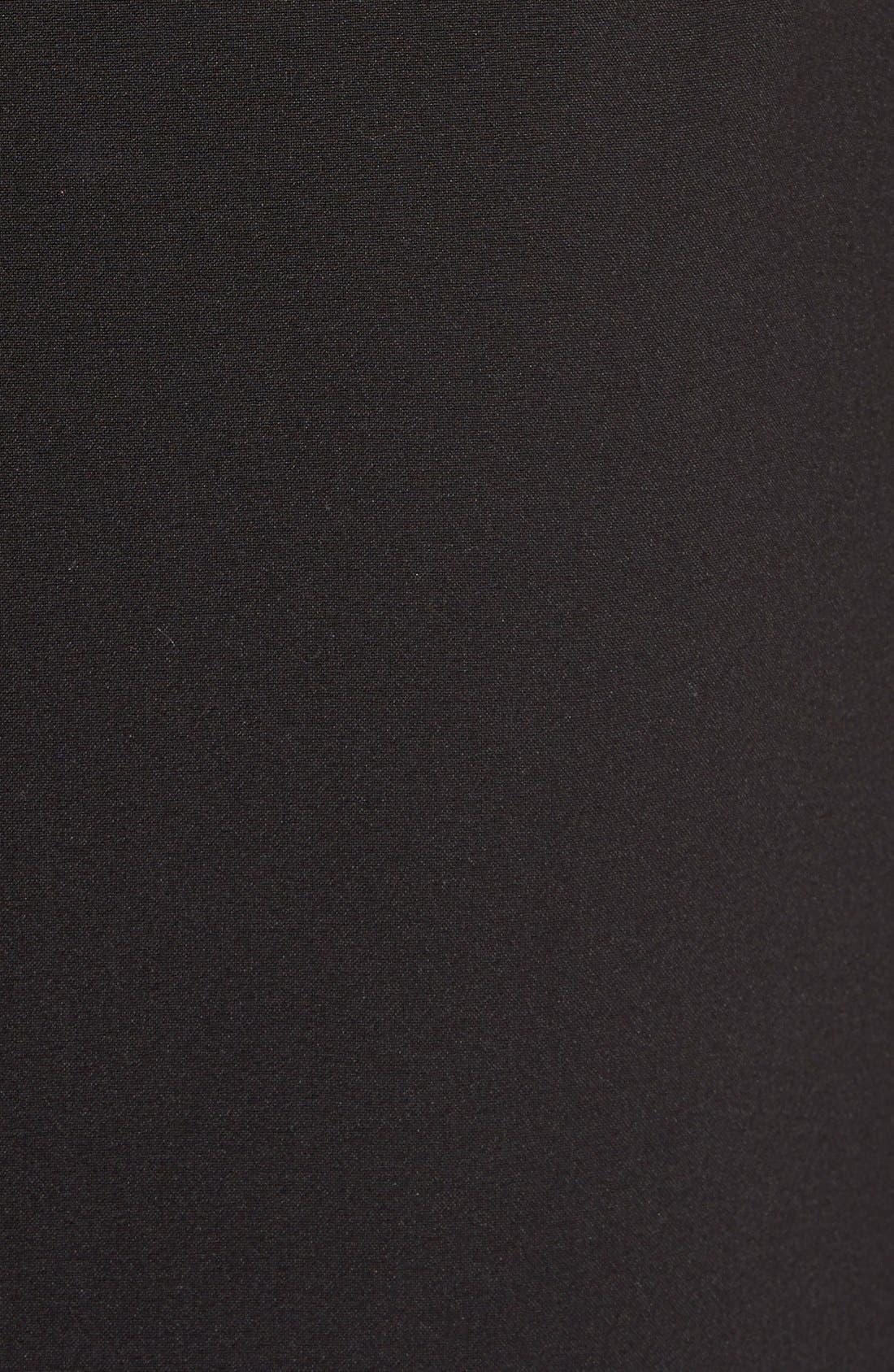 Alternate Image 5  - Vince Camuto Colorblock Stretch Sheath Dress
