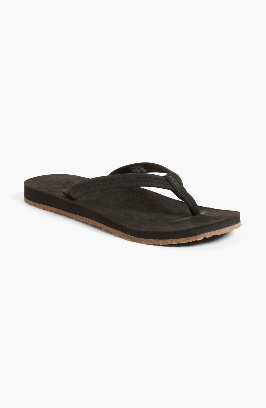 UGG® 'Kayla' Thong Sandal (Women)