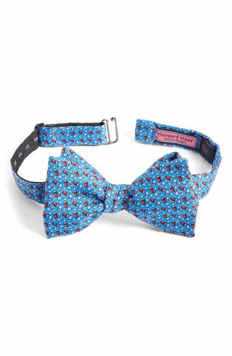 43afadf2c649 vineyard vines USA Solo Cup Silk Bow Tie