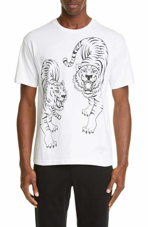 366811f25e KENZO Double Tiger Graphic T-Shirt