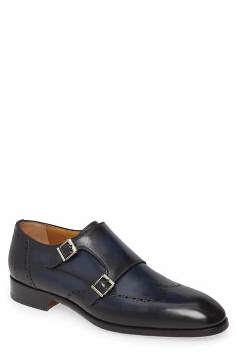 2045518a25808 Magnanni Ryan Double Monk Strap Shoe (Men)