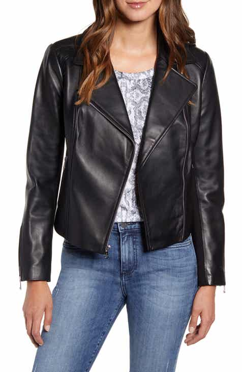 3f4a6a979 Women's Leather (Genuine) Coats & Jackets | Nordstrom