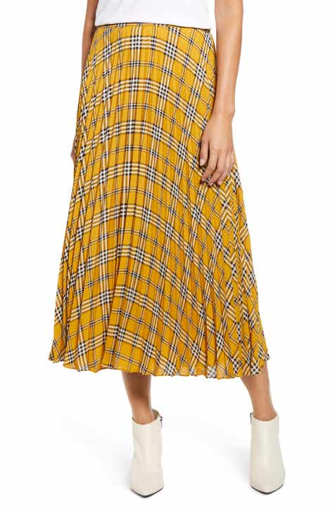 9f6dc740b Women's Pleated Skirts | Nordstrom
