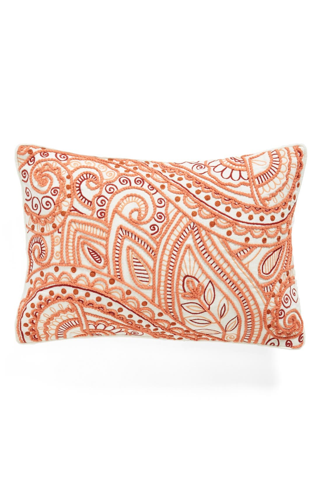 Main Image - Nordstrom at Home 'Plumeria' Accent Pillow