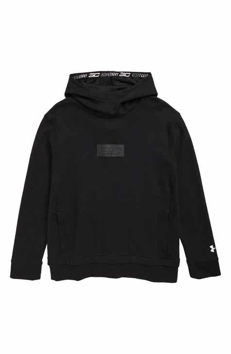 8a1ca6ae9 Under Armour SC30 Lifestyle Warm-Up Pullover (Big Boys)