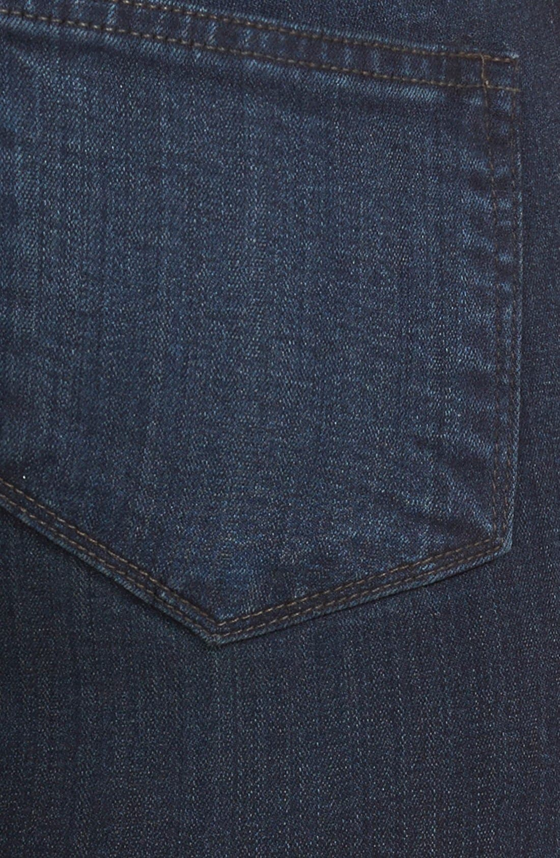 Alternate Image 3  - Paige Denim 'Skyline' Bootcut Jeans (Keely) (Petite) (Nordstrom Exclusive)