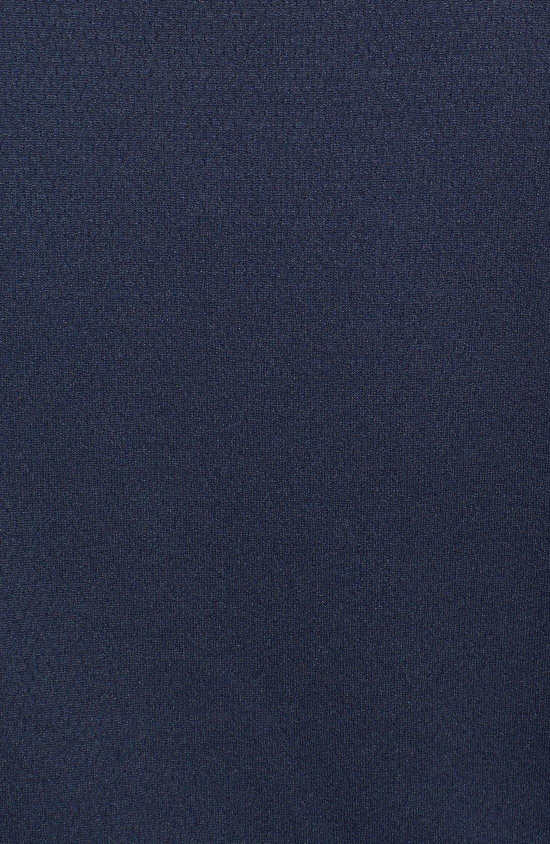 Alternate Image 3  - Cutter & Buck New England Patriots - Edge DryTec Moisture Wicking Half Zip Pullover