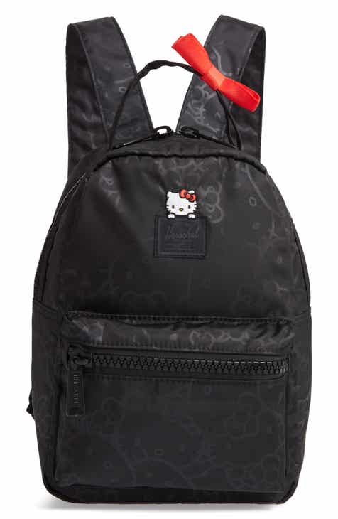 ca408d4c7 Herschel Supply Co. x Hello Kitty Mini Nova Red Backpack