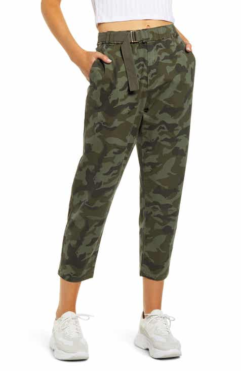 Clearance sale highly praised rich and magnificent women camo pants | Nordstrom