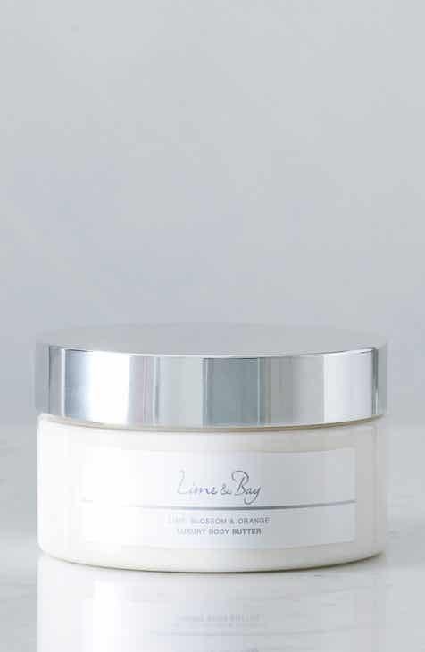 The White Company Lime & Bay Body Butter
