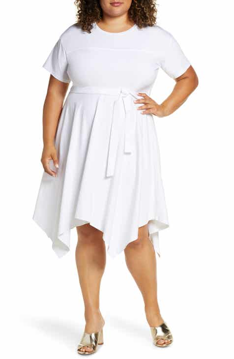 White Plus Size Clothing For Women | Nordstrom