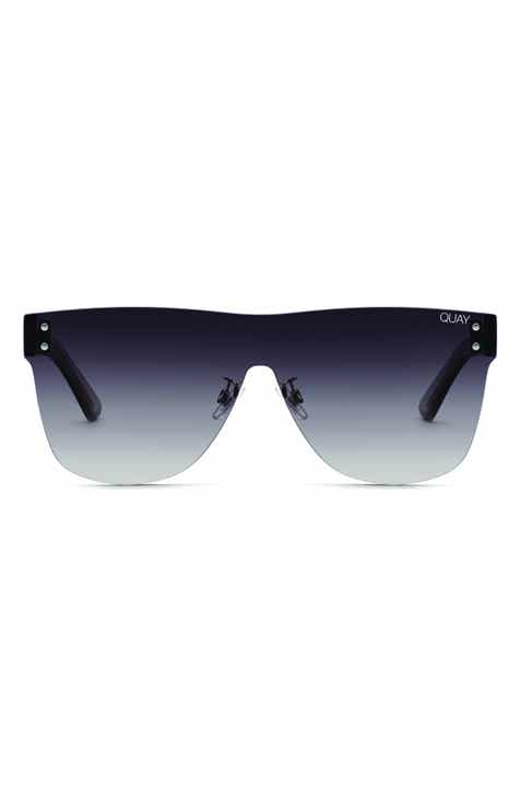 Quay Australia Phantom 55mm Shield Sunglasses