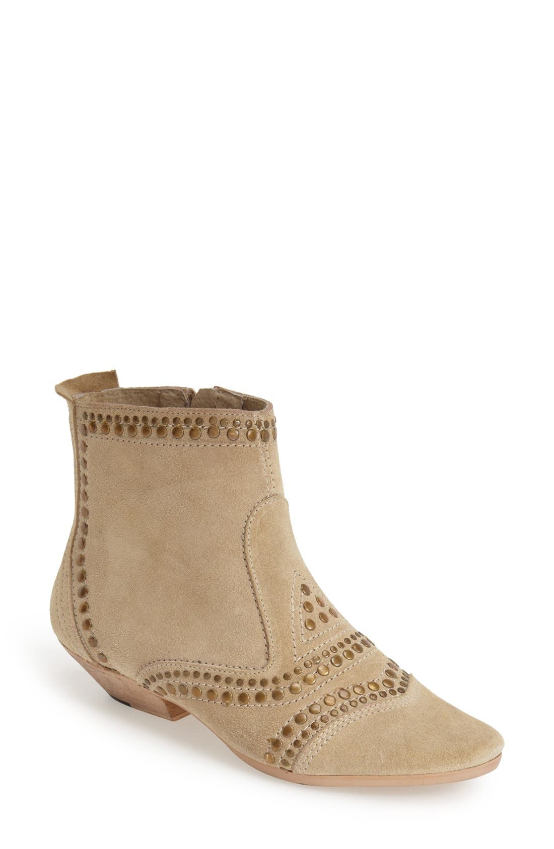 Main Image - Matisse 'Sultan' Embellished Ankle Boot (Women)