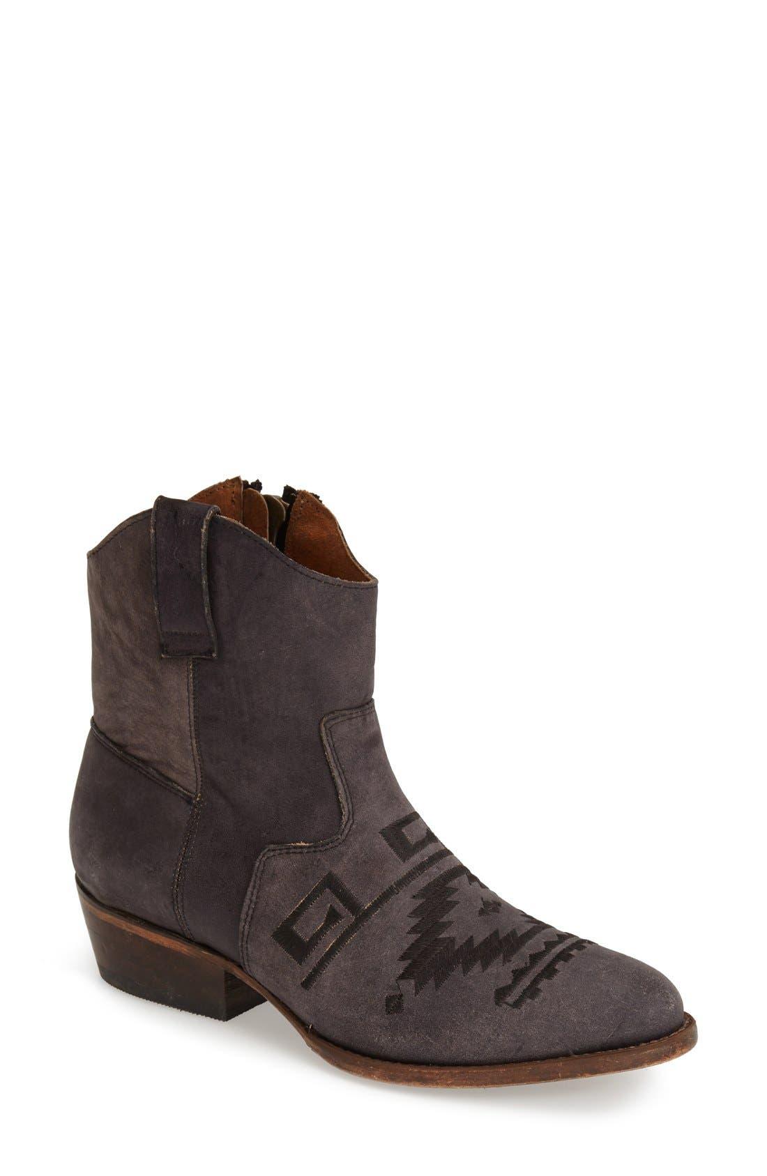 Alternate Image 1 Selected - Matisse 'Remington' Western Boot (Women)