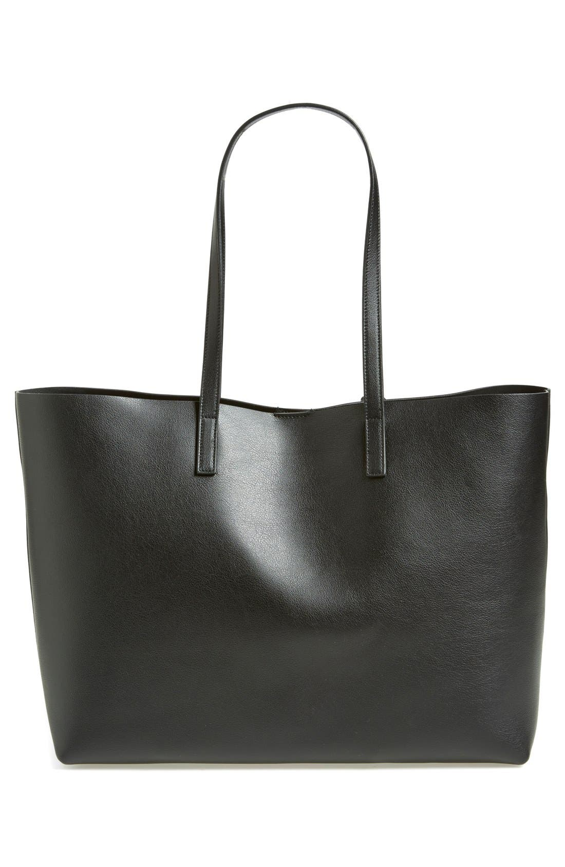 Alternate Image 3  - Saint Laurent 'Shopping' Leather Tote
