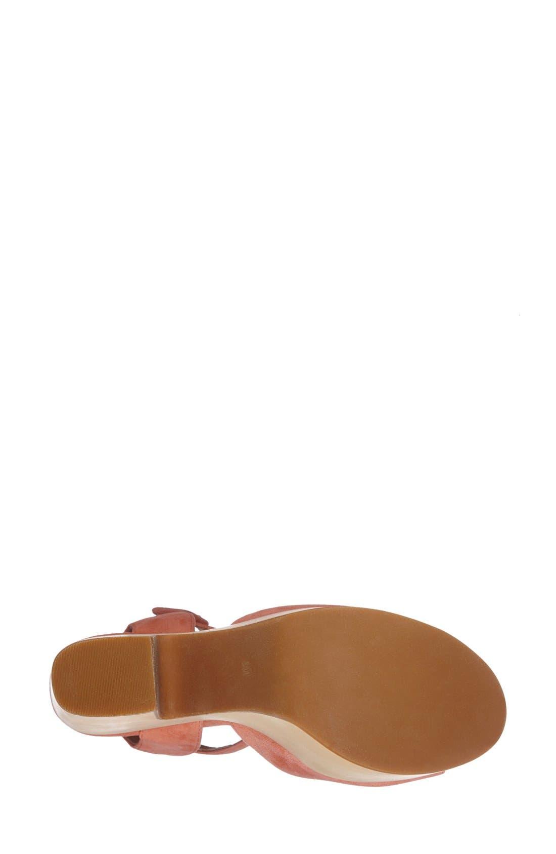 Alternate Image 4  - Jeffrey Campbell 'Sassy' Wood Platform Sandal (Women)