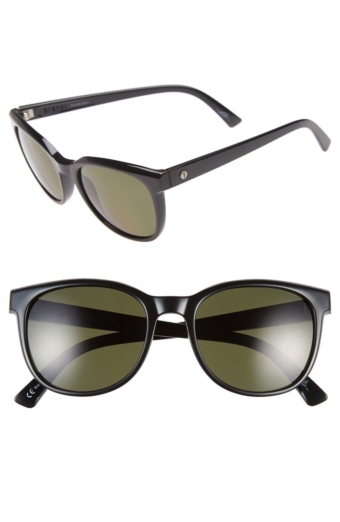 Main Image - ELECTRIC 'Bengal' 54mm Polarized Sunglasses