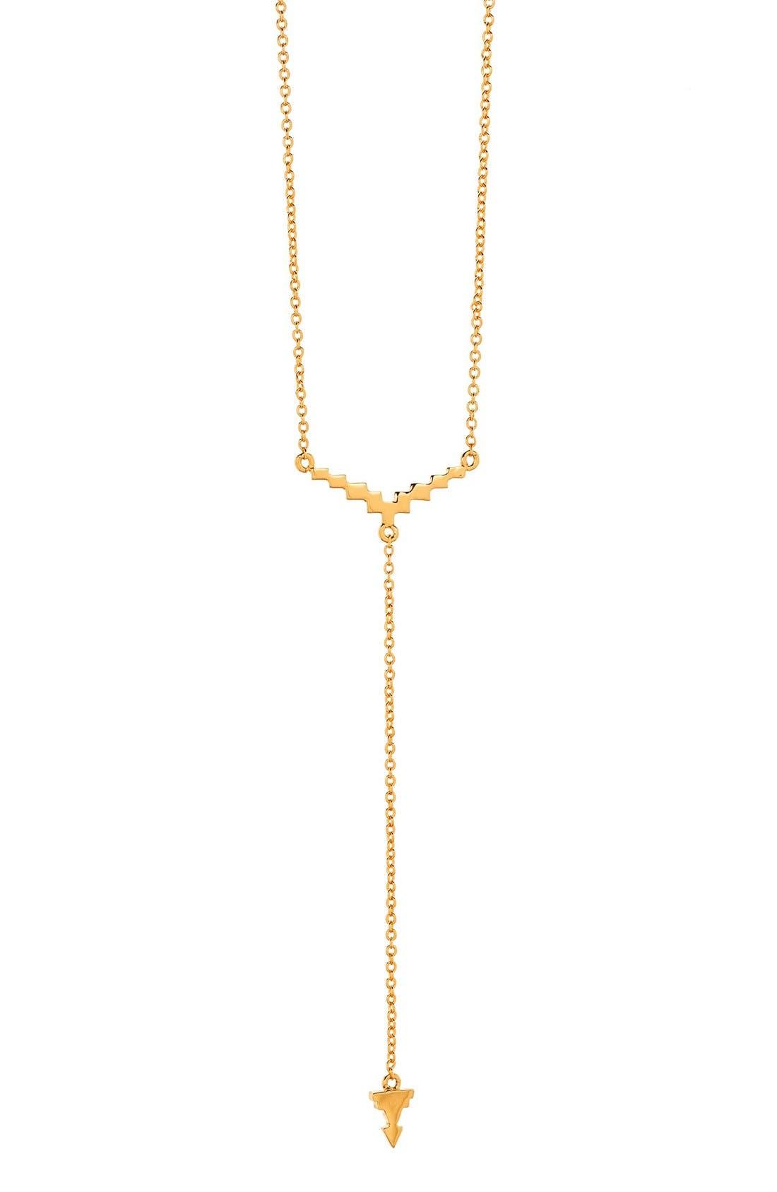 gorjana 'Faryn' Y-Necklace