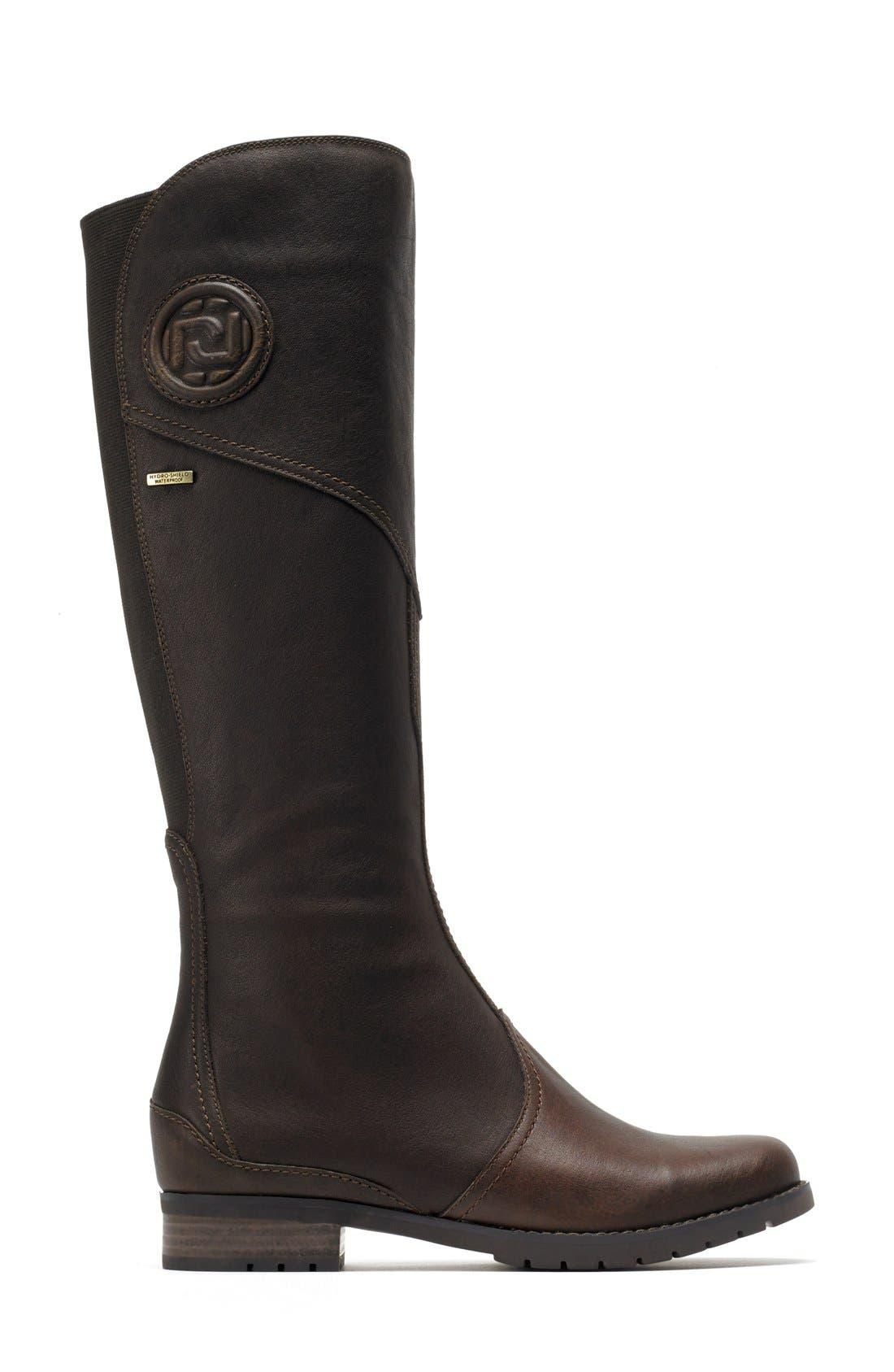 Alternate Image 2  - Rockport 'Tristina Gore' Waterproof Riding Boot (Women)