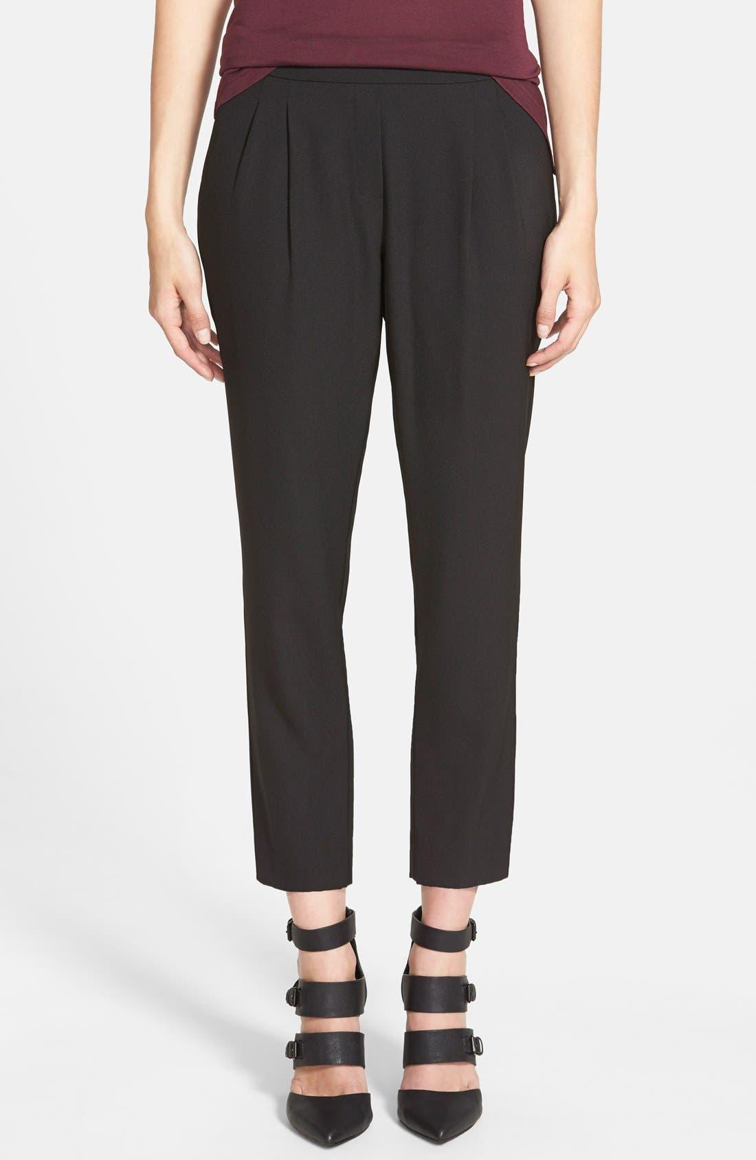 WAYF Crop Trousers