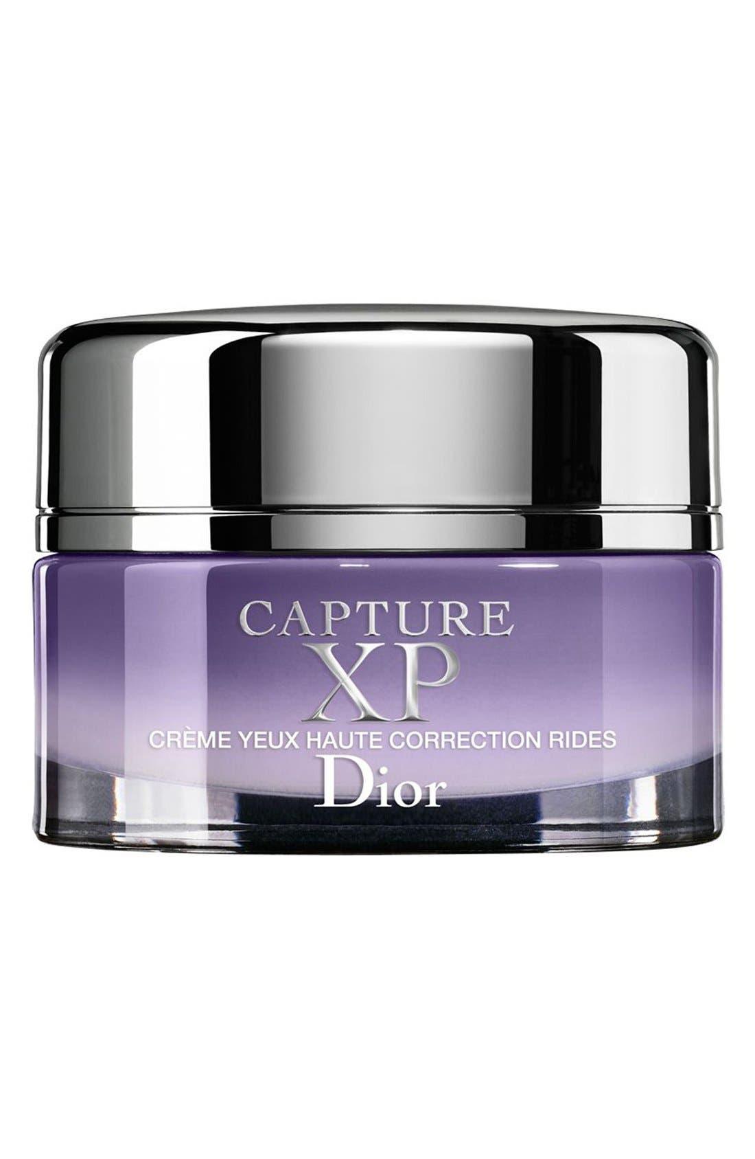 Dior 'Capture XP Ultimate' Wrinkle Correction Eye Crème