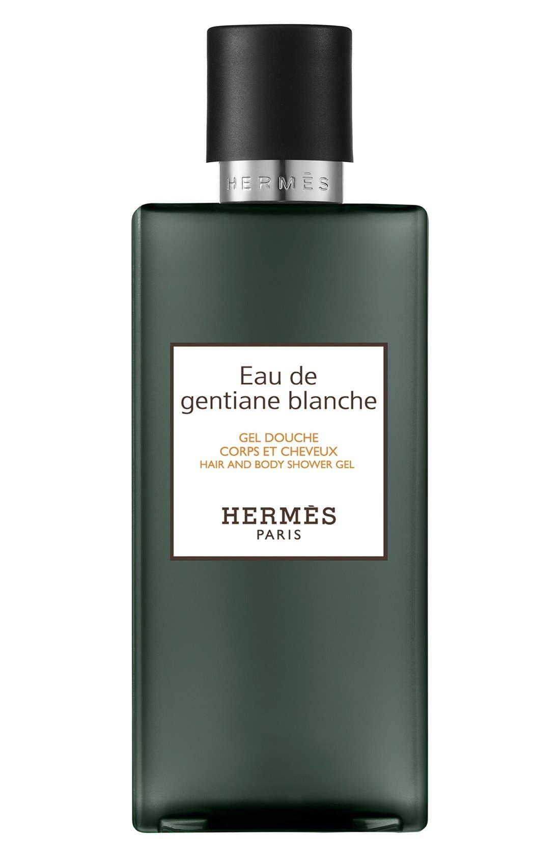 Hermès Eau de Gentiane Blanche - Hair and body shower gel