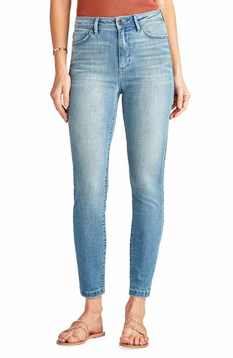 Sam Edelman The Stiletto High Waist Ankle Skinny Jeans (Jacinda)