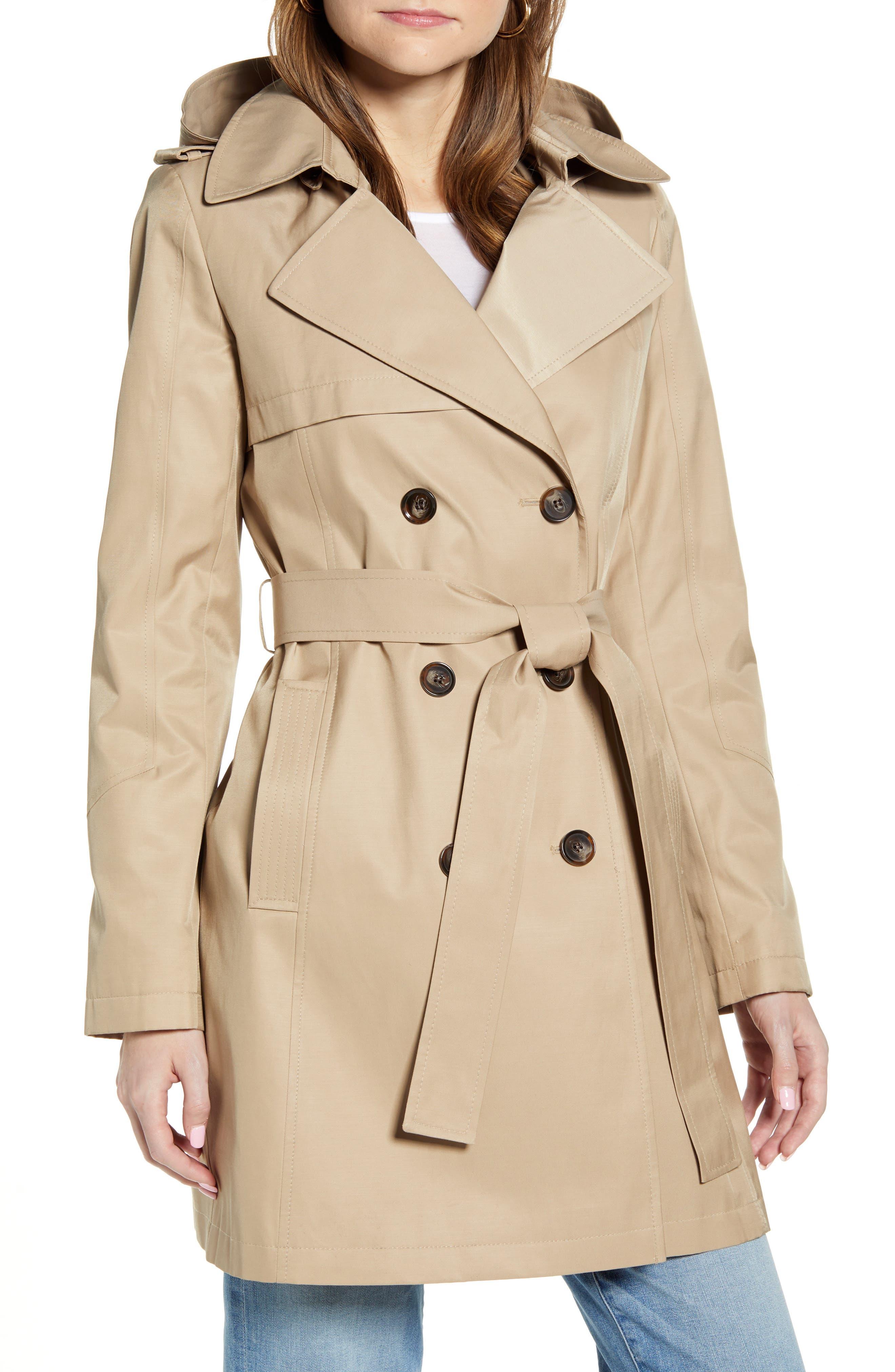 Name It Girls Nkfmetrine Trench Coat Trenchcoat