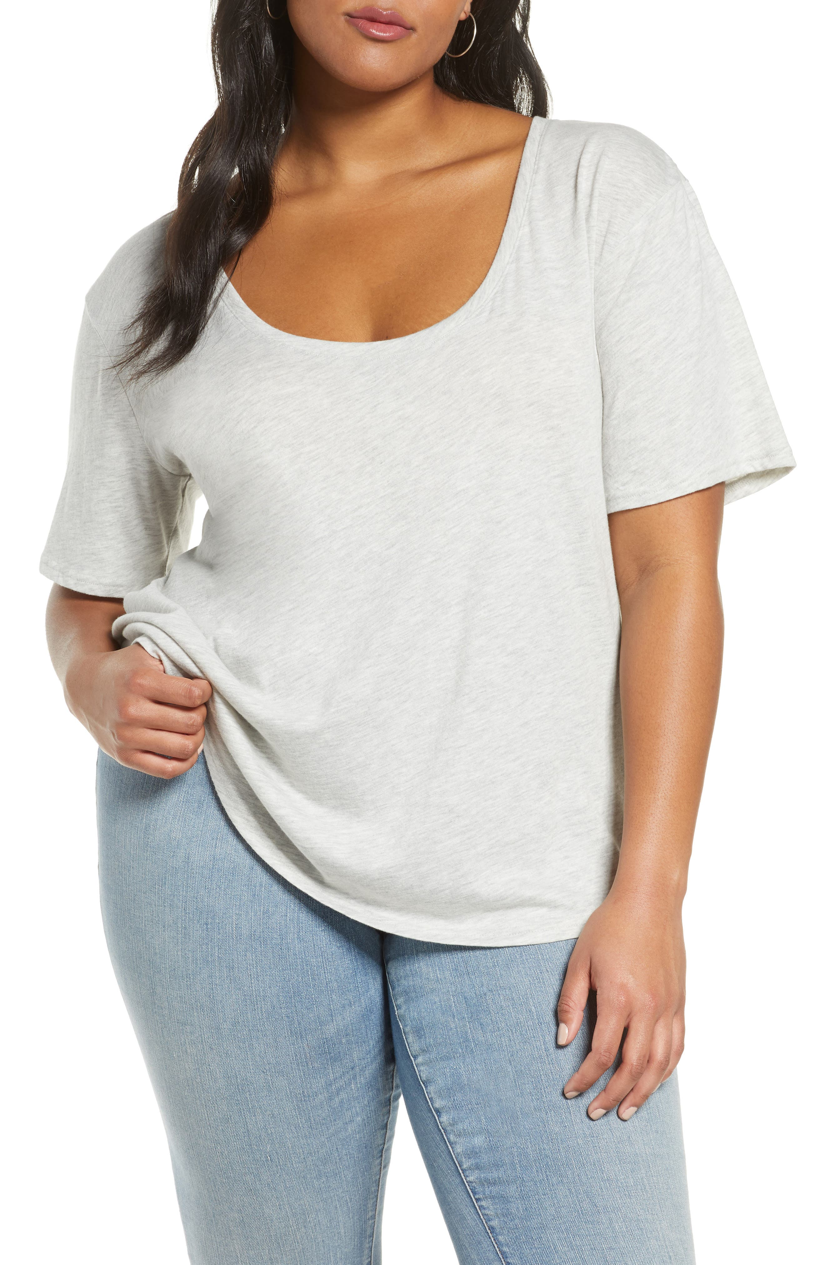 NEW WONENS EMPIRE PULL OVER FINE COTTON TOPS FITTEDTEE SMALL SIZE