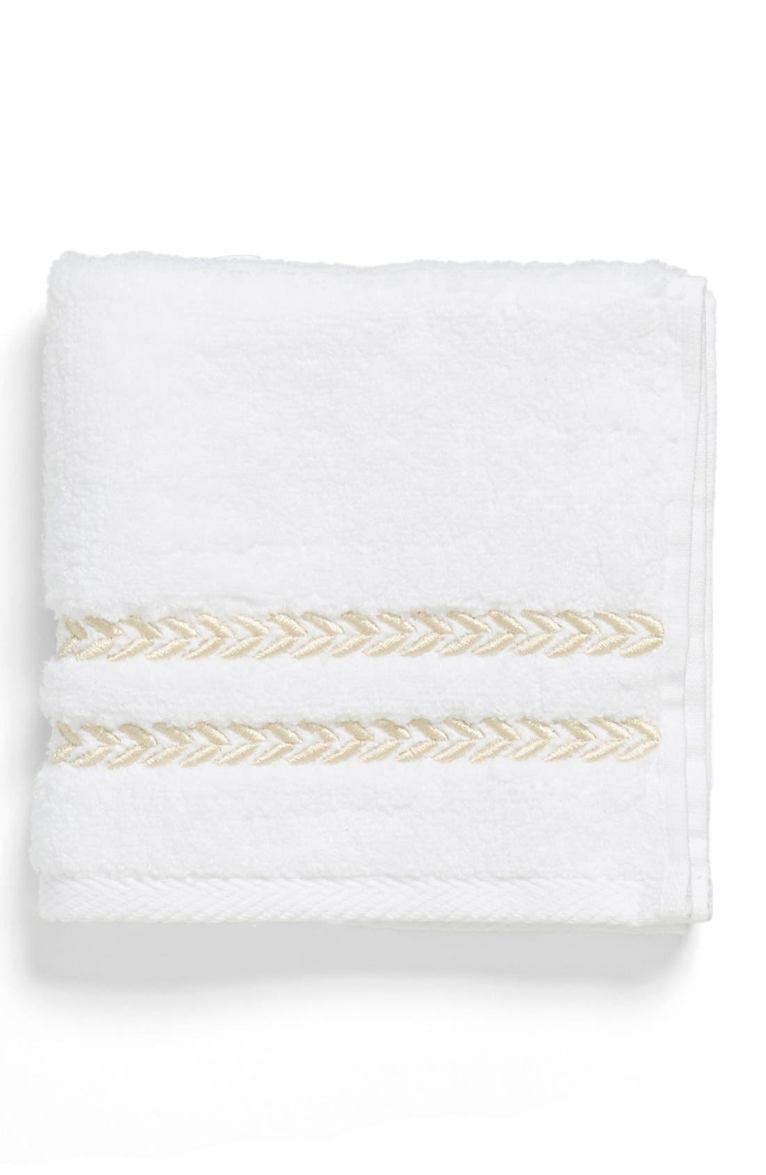 Alternate Image 1 Selected - Dena Home 'Pearl Essence' Wash Towel