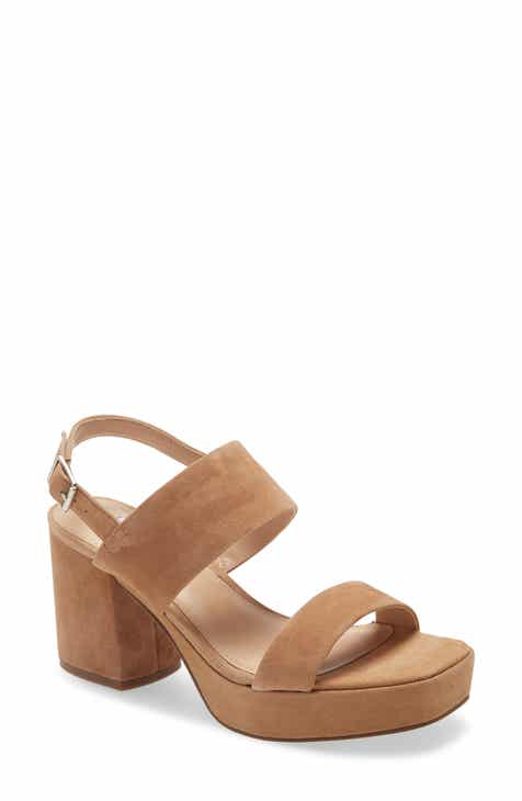 Steve Madden Rena Platform Sandal (Women)
