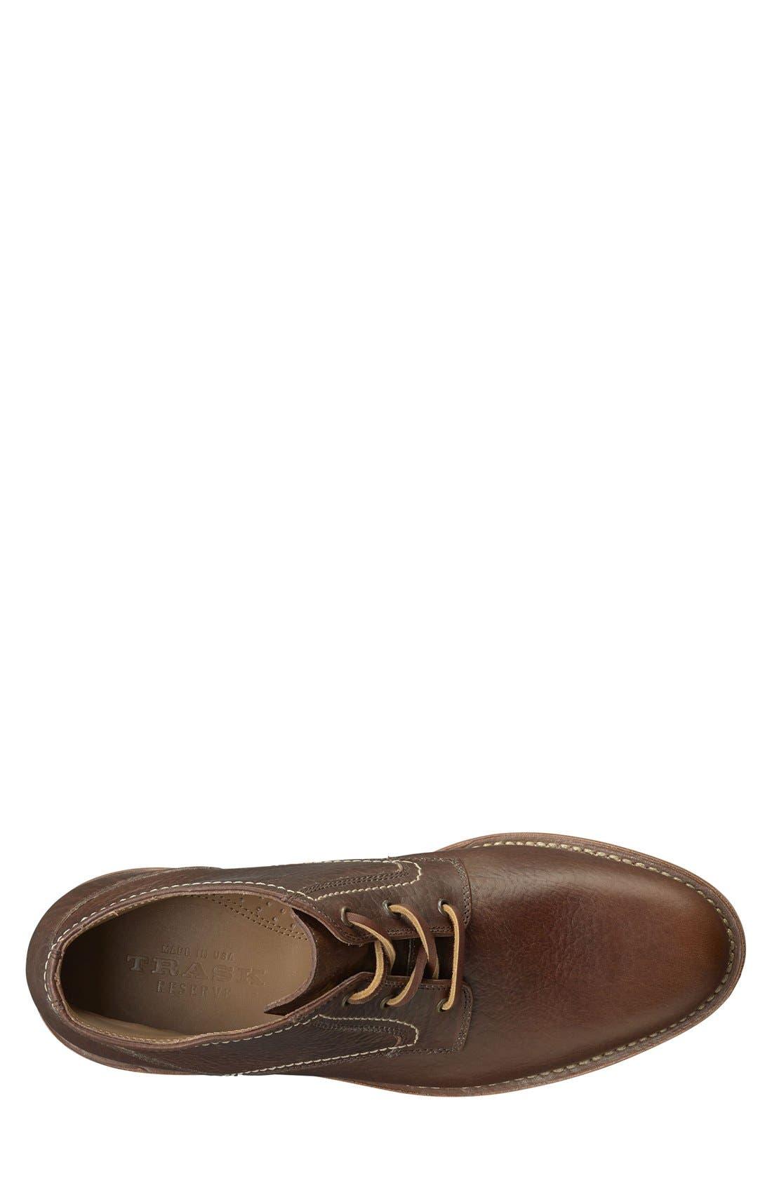 Alternate Image 3  - Trask 'Bighorn' Plain Toe Boot (Men)