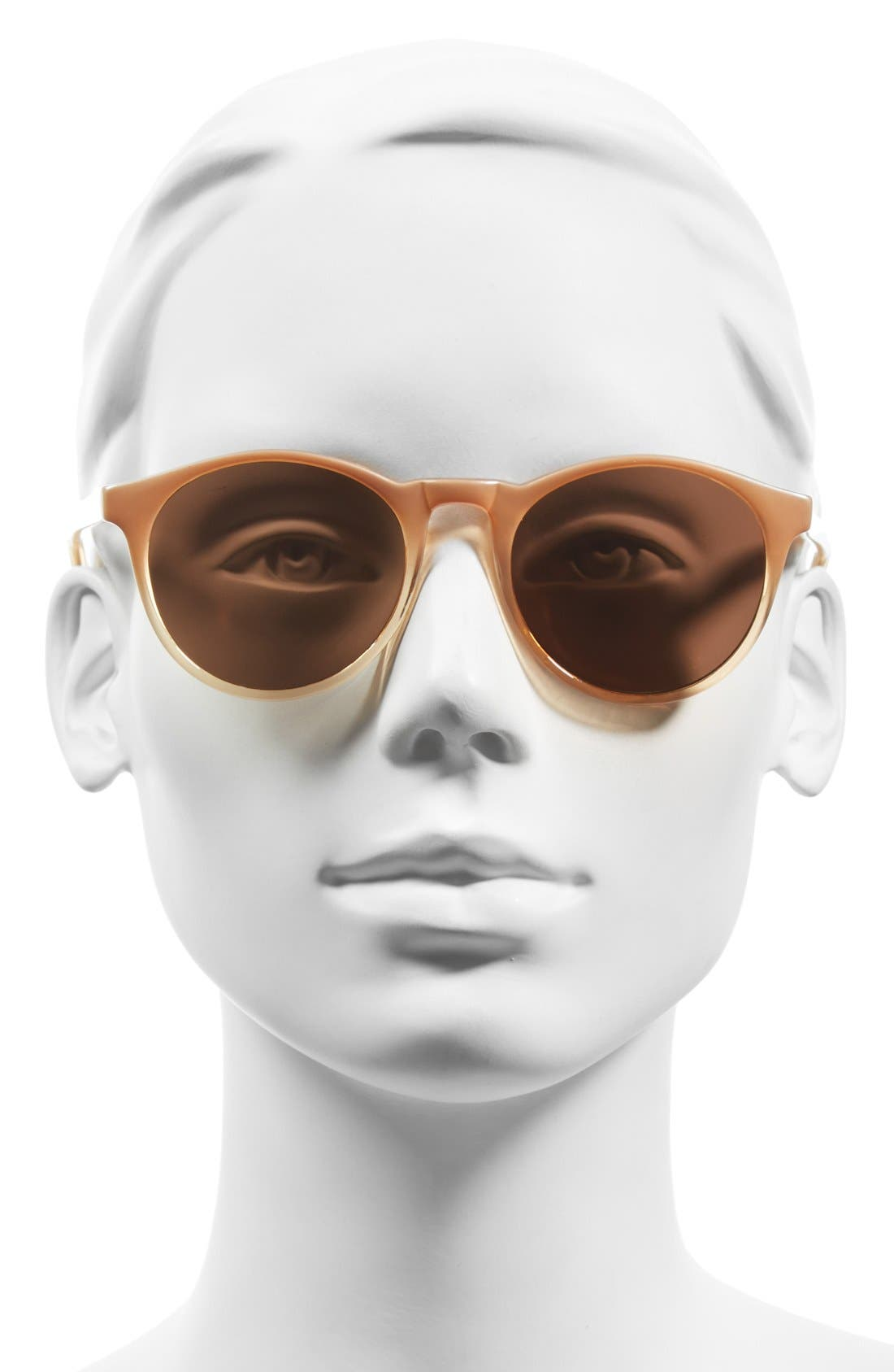 Alternate Image 2  - A.J. Morgan 'Grad School' 49mm Round Sunglasses