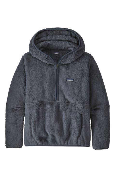 파타고니아 로스 가토스 플리스 자켓 Patagonia Los Gatos Hooded Fleece Jacket,smolder blue