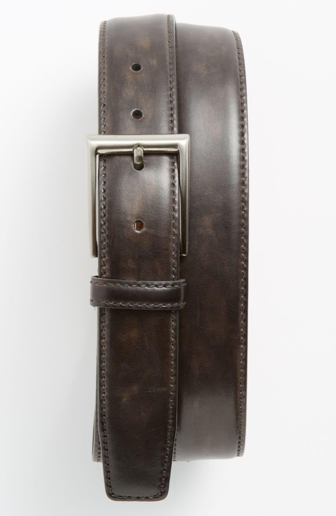 'Catalux' Belt,                         Main,                         color, Grey
